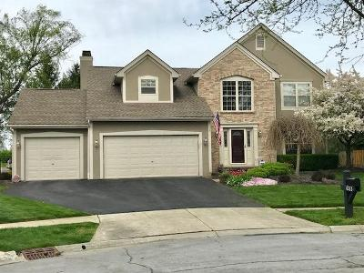 Galloway Single Family Home Contingent Finance And Inspect: 6353 Turngate Lane