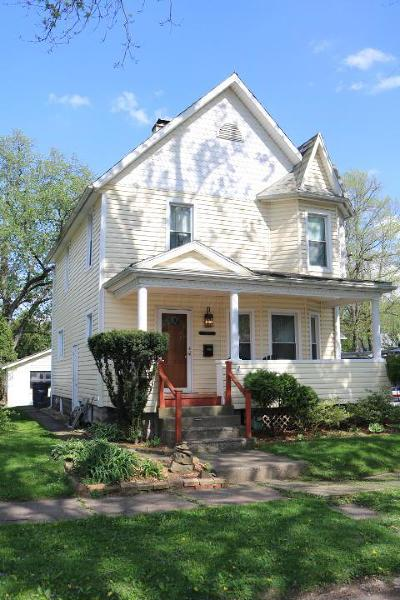 Mount Vernon OH Single Family Home For Sale: $119,900