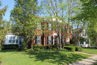 New Albany Single Family Home For Sale: 5161 Abbotsbury Court