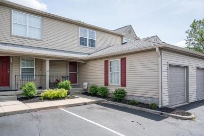 Hilliard Condo Contingent Finance And Inspect: 1814 Messner Drive #62C