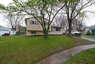 Westerville Single Family Home Sold: 3744 Paris Boulevard E