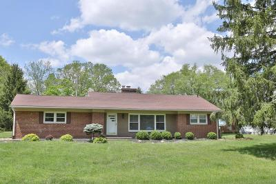 Chillicothe OH Single Family Home For Sale: $142,500