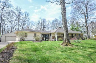 Granville Single Family Home Contingent Finance And Inspect: 79 Briarwood Drive