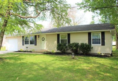 Amanda Single Family Home Contingent Finance And Inspect: 9064 Broad Street