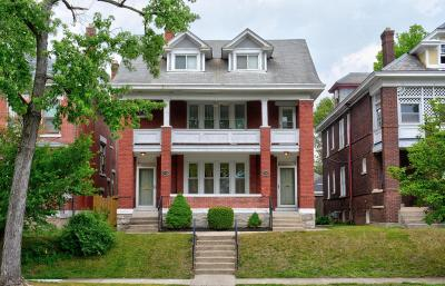 Columbus Multi Family Home Contingent Finance And Inspect: 1738 Bryden Road #1740