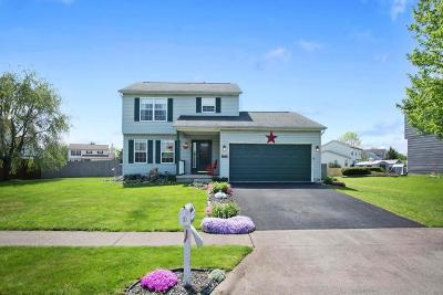 Groveport Single Family Home Contingent Finance And Inspect: 5150 Princeton Lane