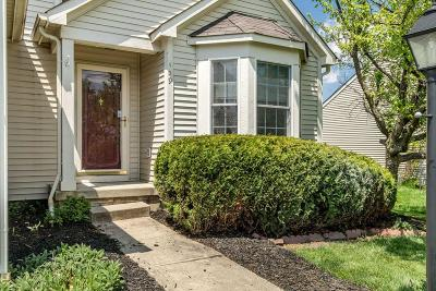 Pickerington Single Family Home For Sale: 439 Furman Street