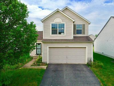 Canal Winchester Single Family Home Contingent Finance And Inspect: 5504 Meadow Passage Drive