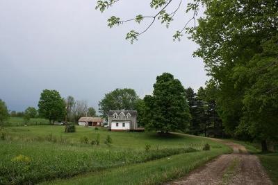 Lancaster Single Family Home For Sale: 4585 Cincinnati Zanesville Road NE