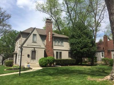 Clintonville Single Family Home Contingent Finance And Inspect: 184 E Lincoln Avenue