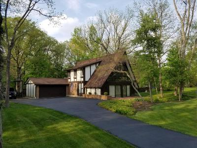 Grove City Single Family Home Contingent Finance And Inspect: 8068 London Groveport Road