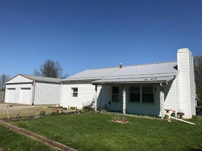 Hebron Single Family Home For Sale: 122 Benley Road