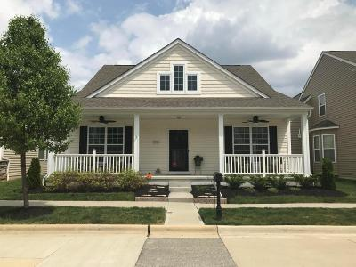 Dublin Single Family Home Contingent Finance And Inspect: 5682 Stearns Road