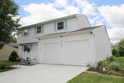Plain City OH Single Family Home Contingent Finance And Inspect: $224,900