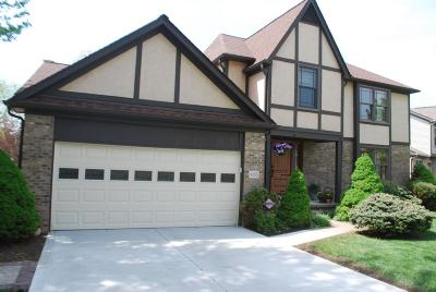 Gahanna Single Family Home Contingent Finance And Inspect: 4133 Eagle Head Drive