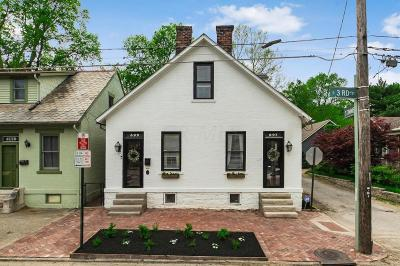Columbus Single Family Home For Sale: 699 S 3rd Street