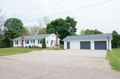 Fredericktown Single Family Home Contingent Finance And Inspect: 14012 Shipley Road