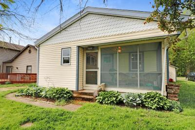 Thornville Single Family Home Contingent Finance And Inspect: 14452 Mansbarger Lane NE