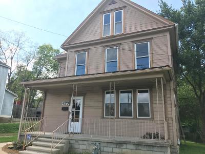 Delaware Single Family Home For Sale: 473 N Sandusky Street