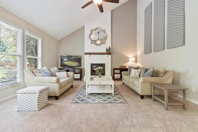Hilliard Single Family Home Contingent Finance And Inspect: 4557 Coolbrook Drive