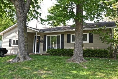 Gahanna Single Family Home Contingent Finance And Inspect: 564 Palace Lane