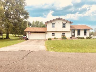 Thornville Single Family Home Contingent Finance And Inspect: 30 Craig Drive