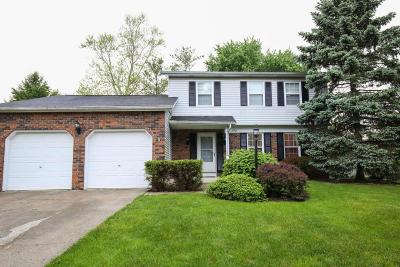 Single Family Home For Sale: 258 Powder Horn Place
