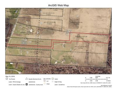 Cardington Residential Lots & Land For Sale: Township Road 20
