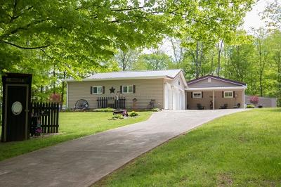 Howard Single Family Home Contingent Finance And Inspect: 11350 Monroe Mills Road