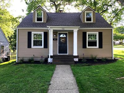 Lancaster Single Family Home Contingent Finance And Inspect: 945 Madison Avenue