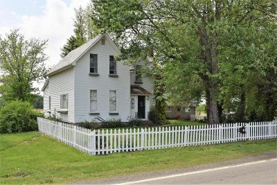 Union County Single Family Home For Sale: 30865 State Route 37