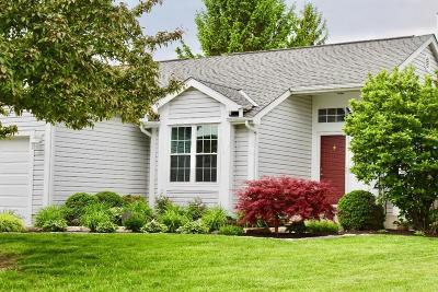 Hilliard Single Family Home Contingent Finance And Inspect: 5446 Gillette Avenue