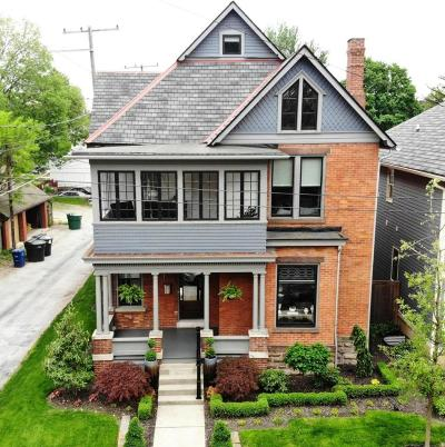 Columbus Single Family Home For Sale: 207 Wilber Avenue