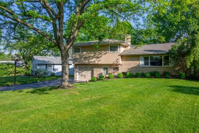 Upper Arlington Single Family Home Contingent Finance And Inspect: 2654 Love Drive