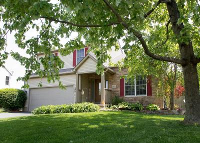 Grove City Single Family Home Contingent Finance And Inspect: 6295 Marshall Bay Circle