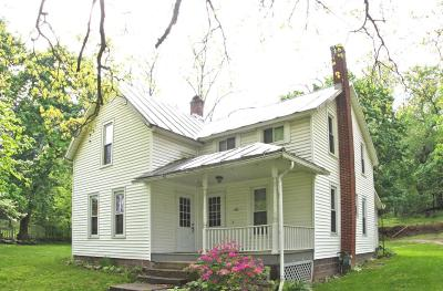 Mount Vernon Single Family Home Contingent Finance And Inspect: 453 Wooster Road