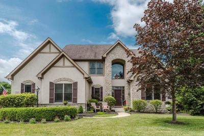 Westerville Single Family Home For Sale: 5315 Amanda Ridge Court