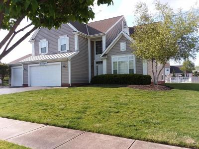 Hilliard Single Family Home For Sale: 6266 Janes Way