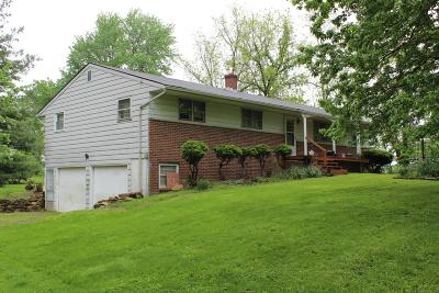 New Albany Single Family Home Contingent Finance And Inspect: 14630 Morse Road SW