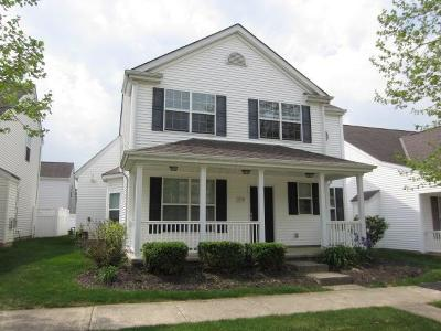 New Albany Single Family Home For Sale: 7179 Upper Albany Drive