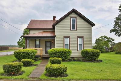 Thurston Single Family Home Contingent Finance And Inspect: 2121 Main Street