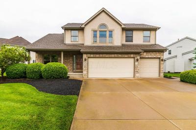 Grove City Single Family Home For Sale: 4720 Hickorybend Drive