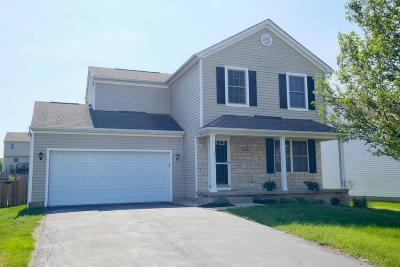 Lancaster Single Family Home For Sale: 1904 Wind River Drive