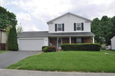 Grove City Single Family Home Contingent Finance And Inspect: 4093 Cypress Avenue