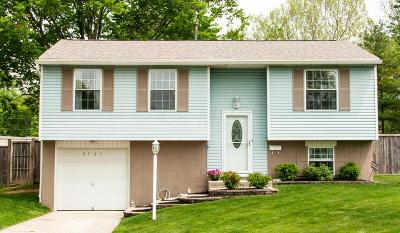 Westerville Single Family Home Contingent Finance And Inspect: 3747 Paris Boulevard E