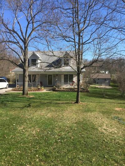 Howard Single Family Home For Sale: 636 Valleywood Heights Drive