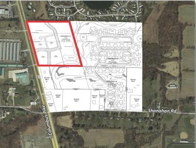 Lewis Center Residential Lots & Land For Sale: Columbus Pike