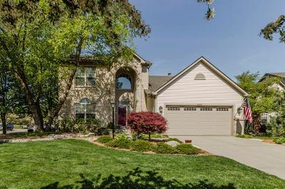 Hilliard Single Family Home Contingent Finance And Inspect: 5654 Westbriar Drive