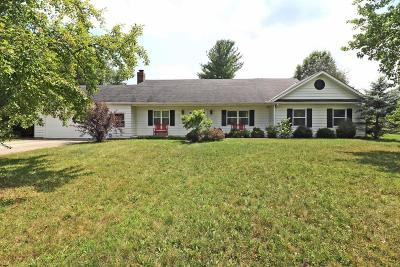 Union County Single Family Home For Sale: 19750 Parrott Boulevard