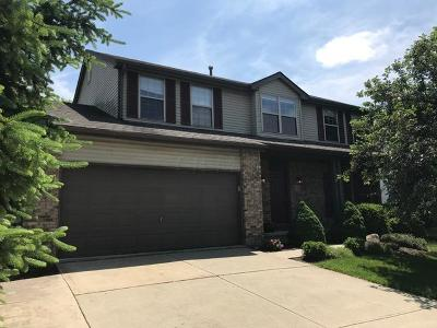 Hilliard Single Family Home Contingent Finance And Inspect: 2340 Walborn Drive